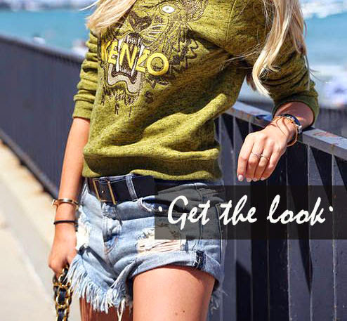COCOGROOVE: UNPREDICTABLE SUMMER: THE LOOK