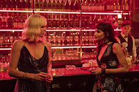 Atomic Blonde Sofia Boutella and Charlize Theron Image 1 (10)