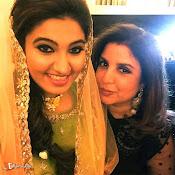 Sania Mirza Sister Sangeet Function Photos-thumbnail-8