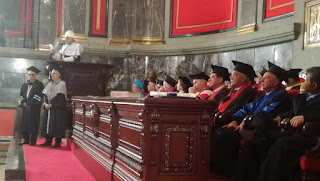 Doctorado Honoris Causa Baltazar Porras