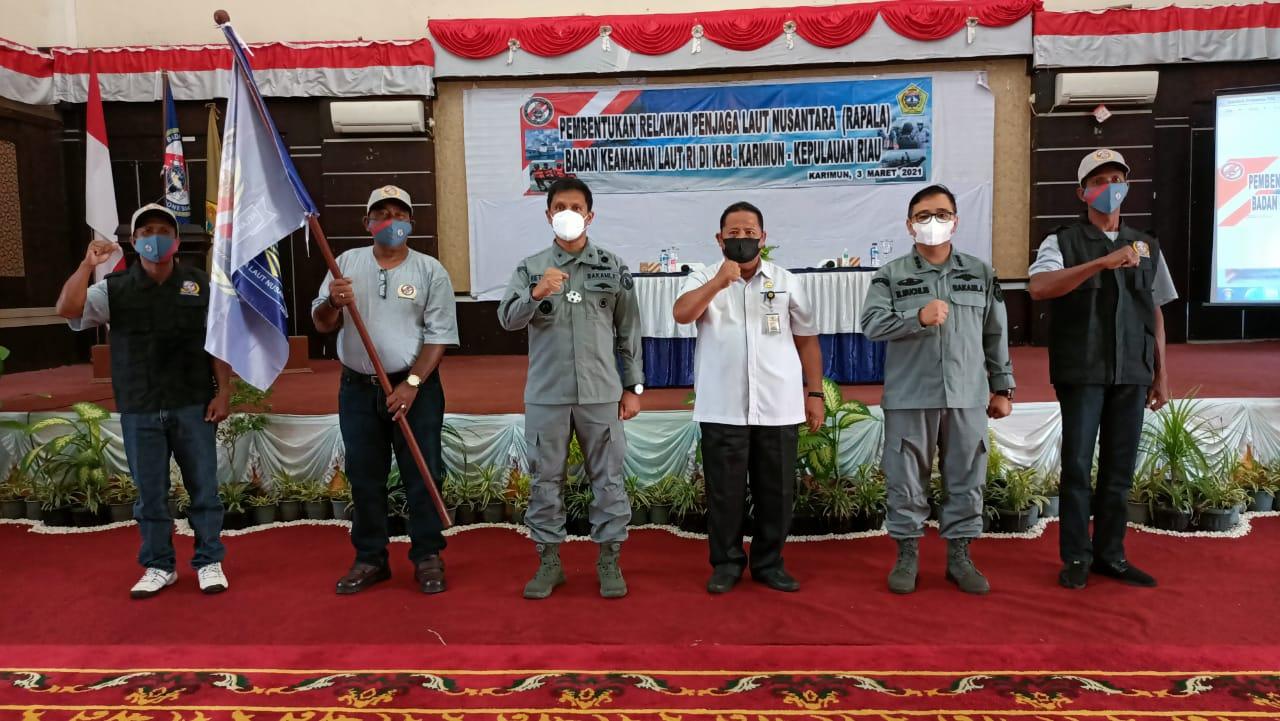 H Kisanjaya Membuka Kegiatan Pembinaan dan Pengembangan PSKS