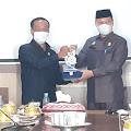 Dua Ketua DPRD Saling Bertemu, Ini Yang Dibahas