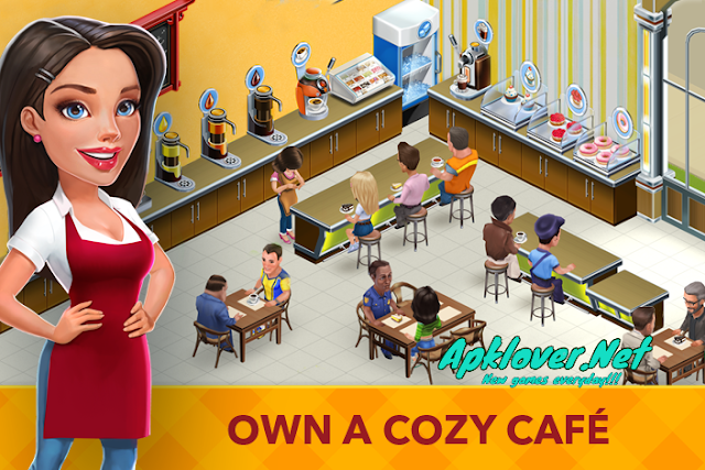 My Cafe Recipes & Stories MOD APK unlimited money