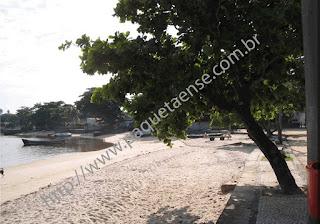 Imagem da Praia de São Roque
