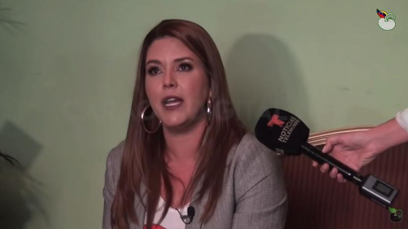 Alicia machado volvió a Venezuela tras 9 años fuera del país - Está impactada con lo que ve!