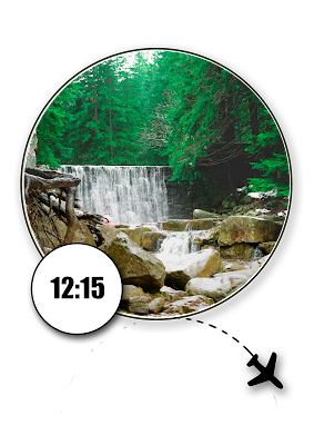Dziki Wodospad, Karpacz atrakcje