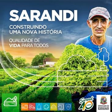 Sarandi - Hortas Comunitárias