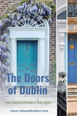 The Doors of Dublin Ireland