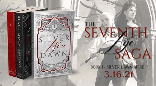 Silver Dawn Afire promotion banner