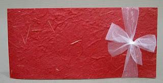 Tarjetas de Boda Blanco y Rojo, parte 2
