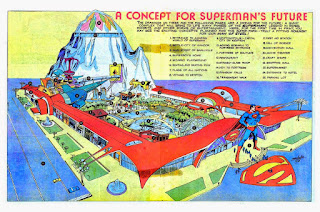 Superman Theme Park