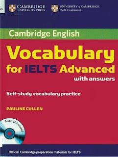 Vocabulary for IELTS Advanced [PDF + Audio]