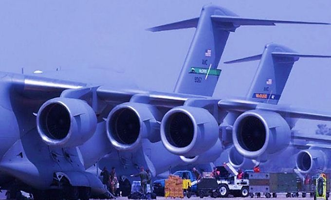 World's Largest Military Transport Plane