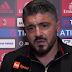 """Gattuso: """"Le finali si possono perdere, il Napoli ha giocato bene. Rigore Insigne ? Tutti possono sbagliare"""""""