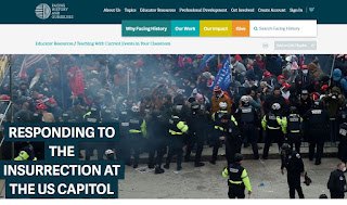 Responding to the Insurrection at the US Capitol | Facing History and Ourselves