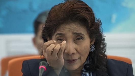 Eks PA 212 Serang Menteri Susi soal Program Makan Lele, Berujung Diblokir