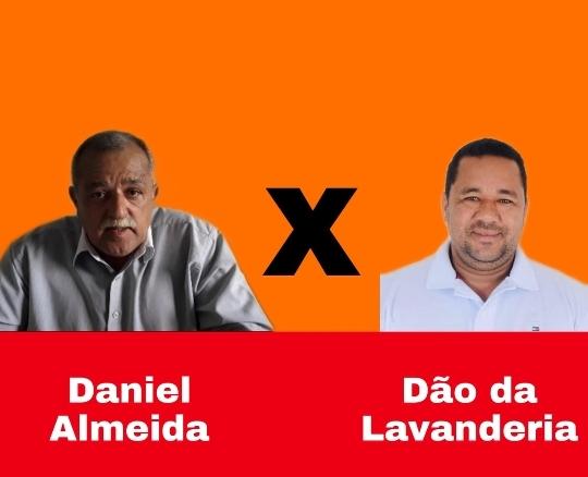 DÃO DA LAVANDERIA RECUA E OPOSIÇÃO CAMINHARÁ DIVIDIDA AFIRMOU DANIEL ALMEIDA NO A VERDADE DOS FATOS.