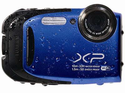 Fujifilm XP70 FinePixカメラファームウェアのダウンロード