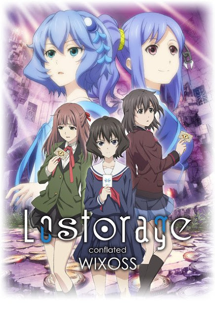 DESCARGAR LOSTORAGE CONFLATED WIXOSS CAPITULO (12/??) SUB ESPAÑOL HD