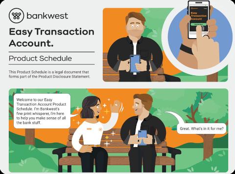 Exemple de conditions de vente de Bankwest