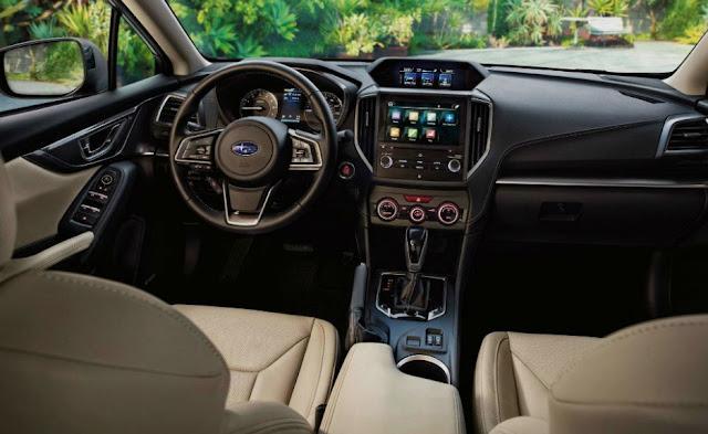 2018 Subaru Crosstrek Interior