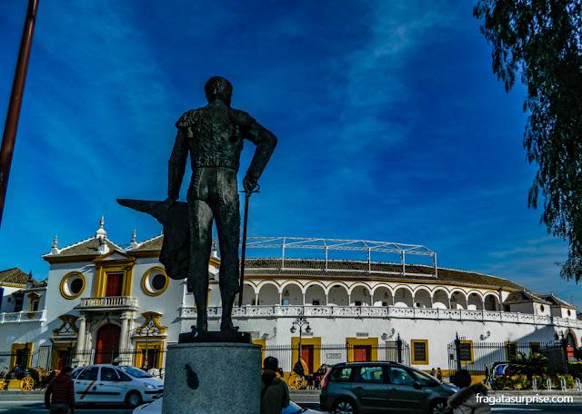Praça de Touros La Maestranza, Sevilha