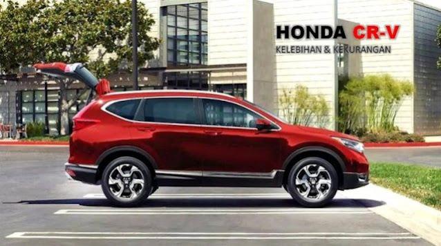 Kelebihan-dan-Kekurangannya-Honda-CRV