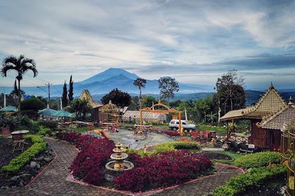 King Garden Bandungan Semarang Tiket Masuk & Lokasi Terbaru