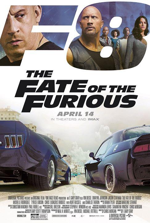 Film Fast And Furious 8 Sub Indo : furious, Furious, Dalam