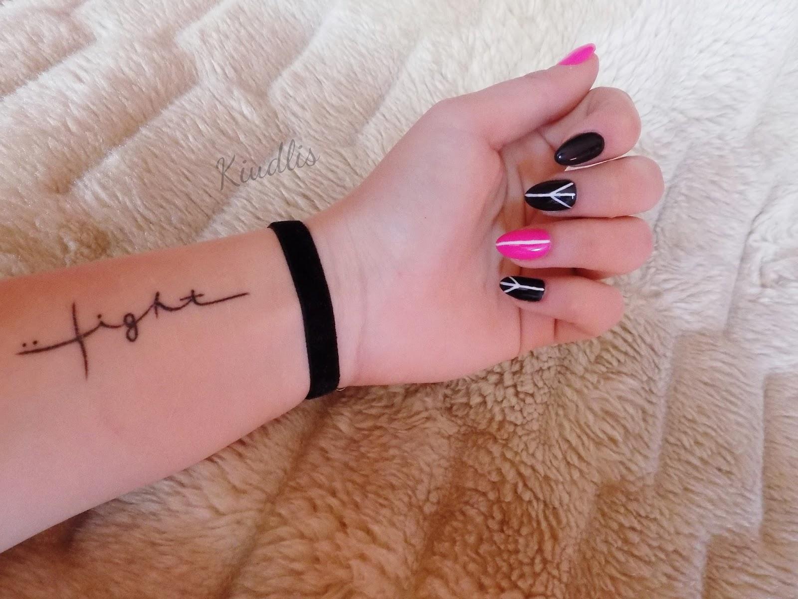 Second tattoo.
