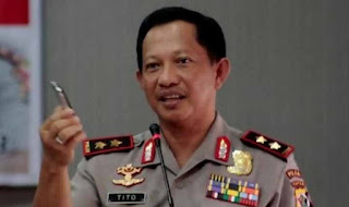 Wah .. Ada Apa Gerangan ? Kapolri Tito Kumpulkan Dirlantas dan Kasat Lantas se-Indonesia Senin ini - Commando