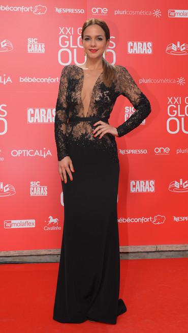 Globos de Ouro 2016 as mais bem vestidas carpete vermelha Catarina Morazzo - João Rôlo