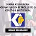 Semakan Kelayakan Bantuan Program Subsidi Petrol (PSP) 2020.