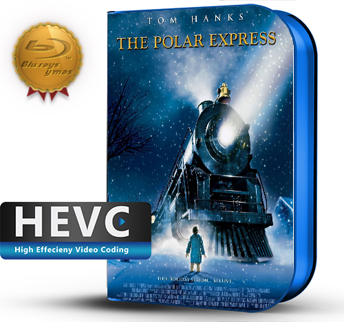 The Polar Express (2004) 1080P HEVC-8Bits BDRip Latino/Ingles(Subt.Esp)(Familiar, Animacion)