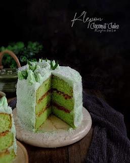Resep Masakan Membuat Klepon Coconut Cake, Murah dan Lezat