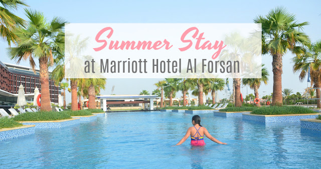 Marriott Hotel Al Forsan staycation