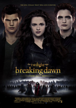 The Twilight Saga: Breaking Dawn Part 2 (2012) BRRip 1080p Dual Audio In Hindi Dubbed Movie Download