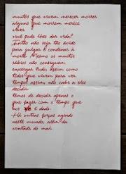 'Muitas pessoas merecem morrer', diz carta de Lázaro encontrada pela polícia