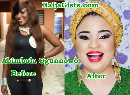 the first actress to start skin bleaching business