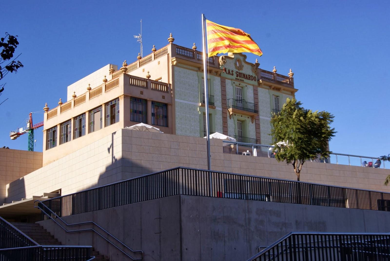 Casal d'Entitats Mas Guinardó (Barcelona) per Teresa Grau Ros