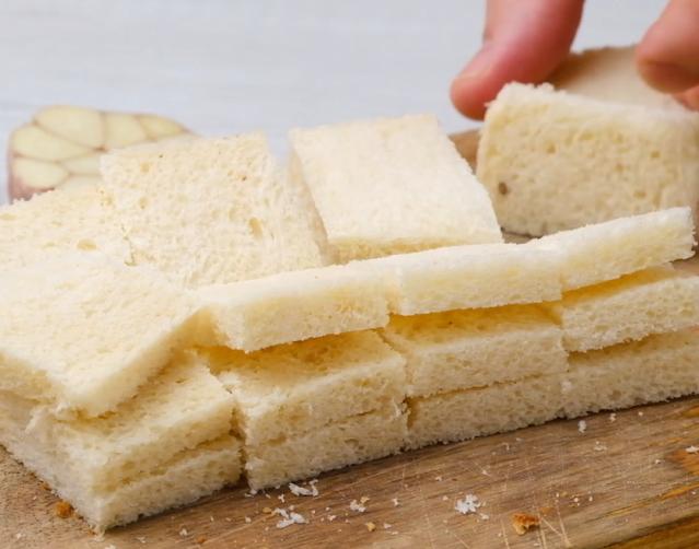 square white bread