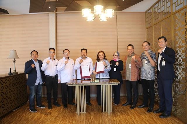 bank bjb Sepakati Kerja Sama dengan Pengembang Indonesia