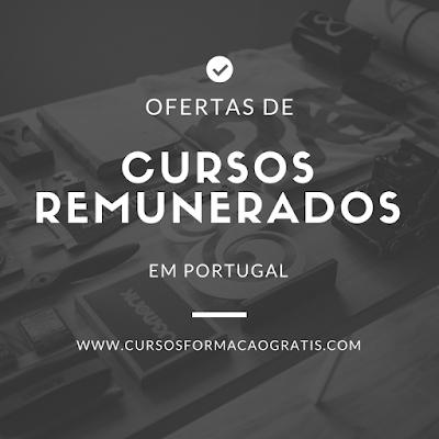 encontrar cursos remunerados no Porto