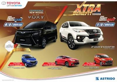 Toyota Sienta Promo Diskon Akhir tahun 2018
