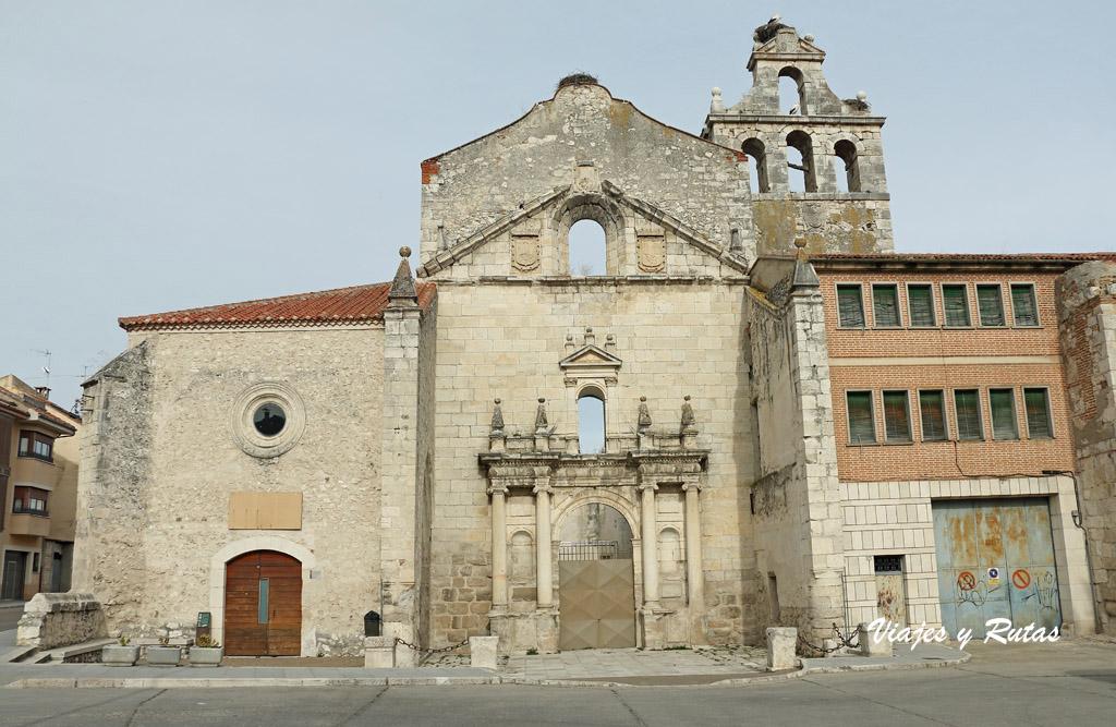 Convento de San Francisco, Cuéllar
