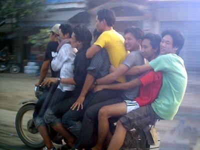 Kemampuan Motorsikal dan Kehebatan Manusia