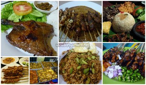 Kuliner Bogor Wisata Kuliner Bogor Makan Malam Wisata