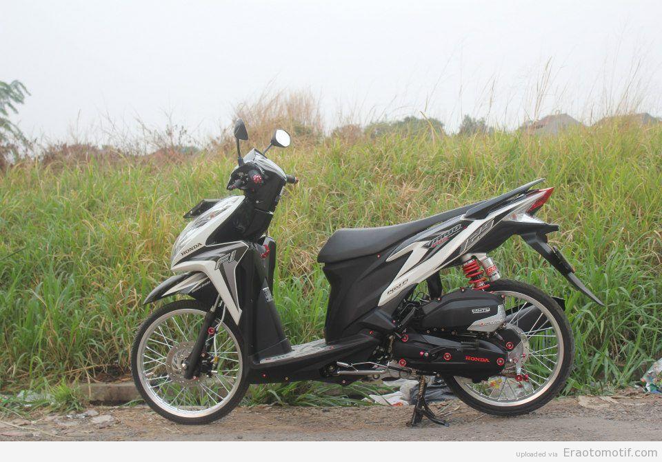 Modifikasi Honda Vario 125