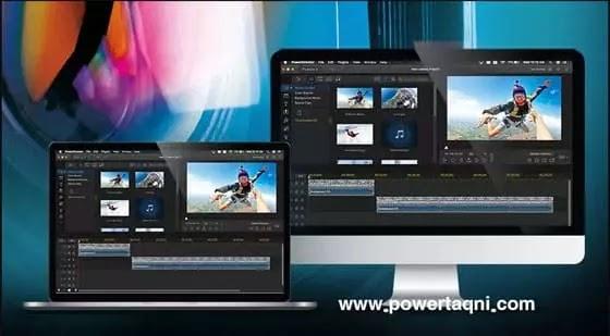 CyberLink PowerDirector 365 أفضل برامج تعديل الفيديوهات لأجهزة الكمبيوتر Windows و Mac  مجانية و مدفوعة 2021The best free and paid video editing software for Windows and Mac 2021