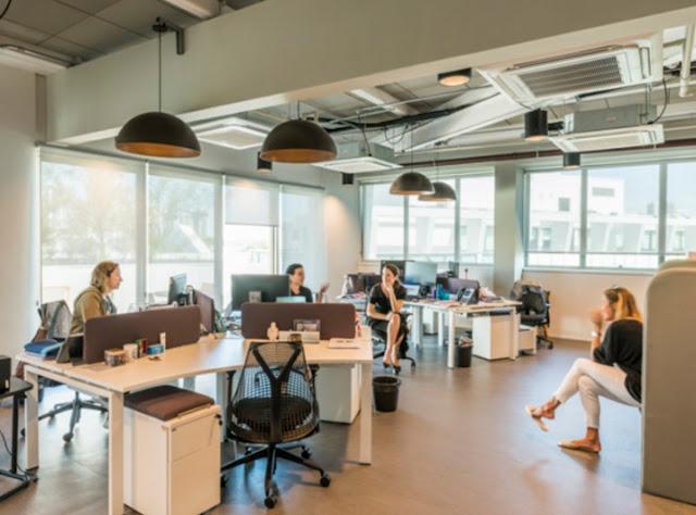 Văn phòng theo không gian mở là lối thiết kế chưa bao giờ lỗi thời